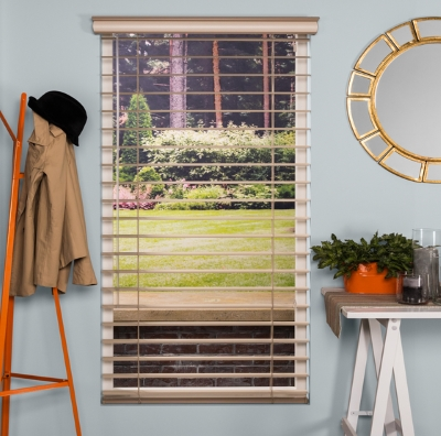 Modern Precious Metals Blind 2 Rod Ladmans Window Designs