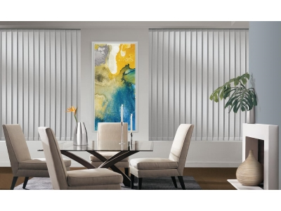 Somner Vertical Blinds 1 Rod Ladmans Window Designs