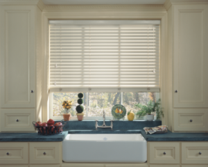 Kitchen Window Blind Installation in Sanbornton NH