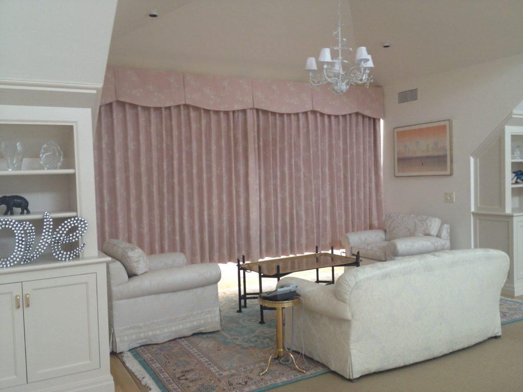 custom drapes in nh