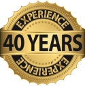 40 years in the windows industry