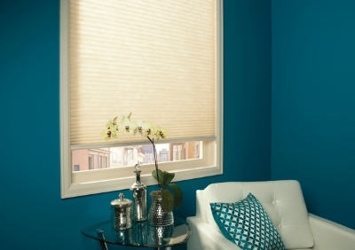 dark blue applause honeycomb shades