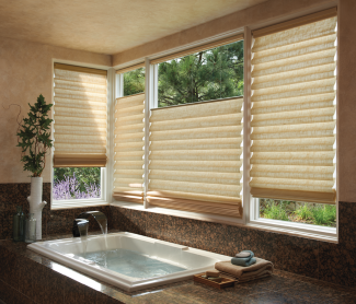 Duette window treatments in strafford nh