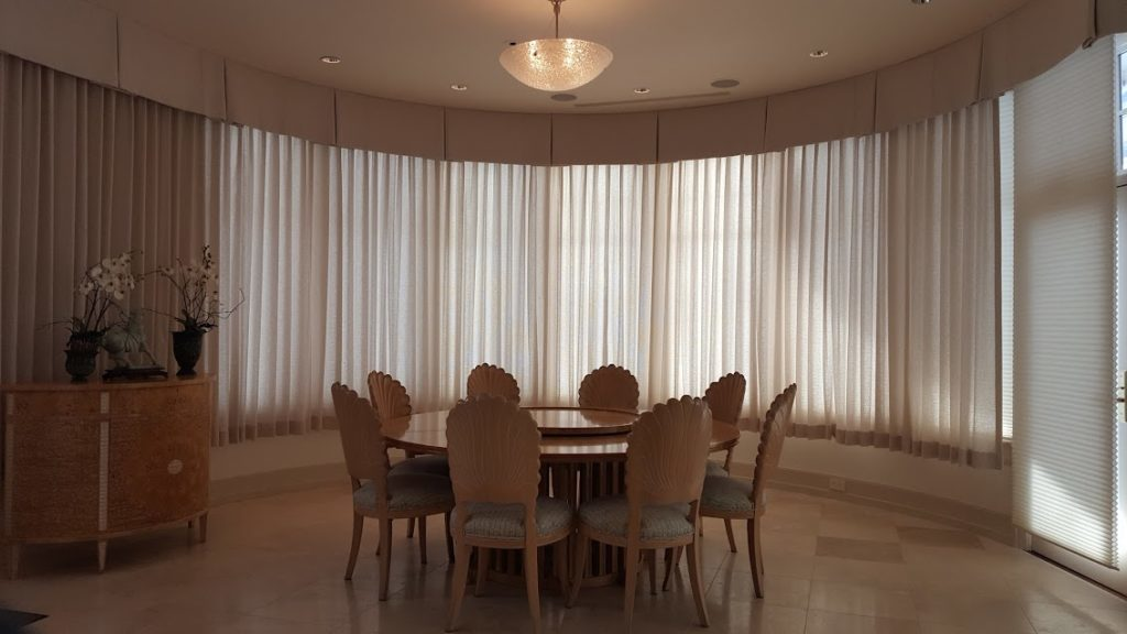 curtains installed in belknap county nh