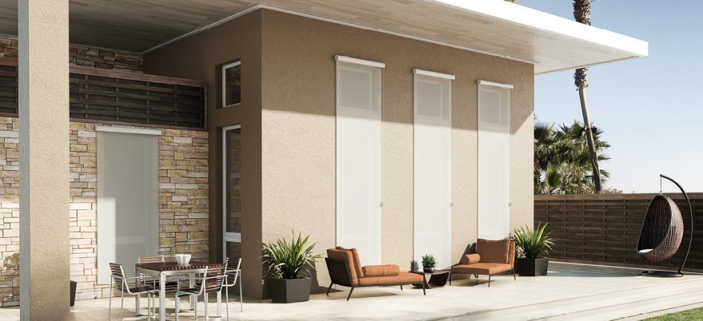exterior rollers from Alta window fashions